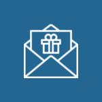 Recevez vos bons cadeaux par email ou par courrier